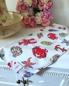 Cath Kidston Bath Mat Lobster And Friends  Brand New