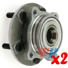 Pack of 2 Front Wheel Hub Bearing Assembly replace 513133 BR930354
