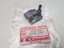 NOS KAWASAKI KZ1000 J ST SHAFT Z1000 KZ 1000 - FUEL TAP COVER ASSY 51036-1003