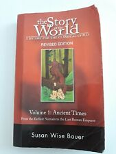 Story of the World Volume 1 - CD's, Activity Book, Student Book.