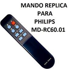 MD-RC60.01 RC60B/RC6004 MANDO 'EASY' 8 TECLAS RÉPLICA