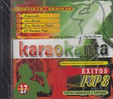 Yahir Alex Ubago Arjona Sin Bandera Exitos Pop 3 Karaokanta Karaoke New Sealed