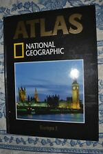 ATLAS NATIONAL GEOGRAPHIC EUROPA 1