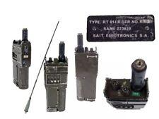 Handfunkgerät RT614B ohne Antenne Funkgerät Militärfunk CB-Funk Mobilfunkgerät