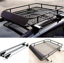 135cm De Bloqueo De Aluminio De Techo Riel Bares & coche Rack Bandeja Para Seat Alhambra (96-10)