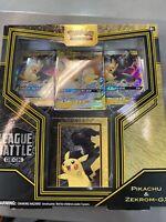 Pokemon TCG League Battle Decks. Pikachu And Zekrom-GX