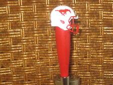 NCAA SMU Mustangs Tap Handle NCAA Football Beer Keg  Wood Pony Express CUSA