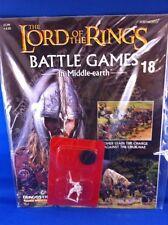 "De Agostini Battle Games in Middle-Earth #18 ""w/Eomoer figure"" Magazine sealed"