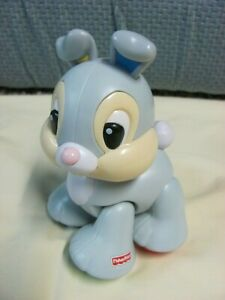 Fisher Price Thumper Bambi Amazing Animals Baby Toy Disney
