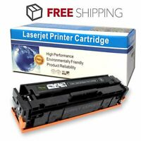1PK High Yield CF500X Black Toner for HP LaserJet M254dw M280nw M281cdw M281fdw