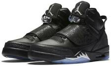 "Jordan Son of Mars Mens Retro ""Black Cat"" Black/Metallic Silver Sz 13 512245 010"