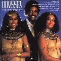 Odyssey Very best of (16 tracks) [CD]