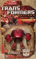 Transformers Generations Deluxe Cybertronian Cliffjumper War For Cybertron Game