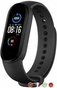 Xiaomi Mi Band 5 Smart Fitness  Moniteur de fréquence cardiaque Etanche