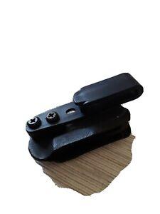 SW J frame revolver kydex holster