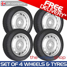 Civic 5 Car Wheels with Tyres