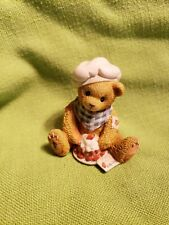 Enesco Cherished Teddies Matthew 156229 A Dash of Love Sweetens Any Day! 1995