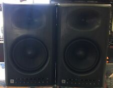 Pair Of JBL LSR4328P Speakers