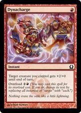 MTG Magic RTR - (4x) Dynacharge, English/VO
