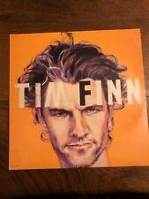 TIM FINN LP / Promo Cutout / Capitol 1989 Split Enz, Crowded House