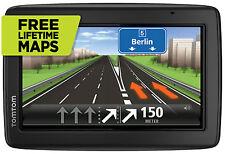 TomTom Start 25M 5 Inch Sat Nav GPS UK ROI EU EUROPE FREE LIFETIME MAPS 3D VIEW