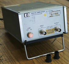 HP 8447E AMPLIFIER 0.1 TO 1300 MHZ