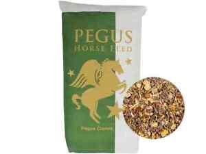 Pegus Classic Müsli haferfreies Pferdefutter 20 kg mit Mineralien & Vitaminen