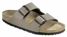 Birkenstock Leather Men's Slippers
