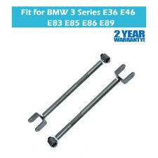 For BMW E36 E46 E83 E85 Adjustable Suspension Camber Rear Lower Control Toe Arm