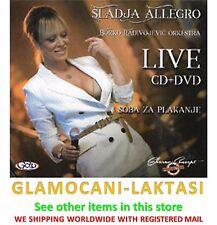 CD+DVD SLADJA ALLEGRO SOBA ZA PLAKANJE LIVE 2017