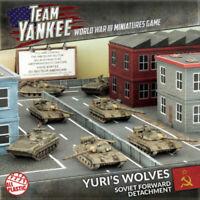 Team Yankee Yuri's Wolves - TSUAB3