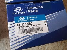 Genuine Hyundai Matrix 1.6 1.8 Long Life Petrol Fuel Filter 31112-17000