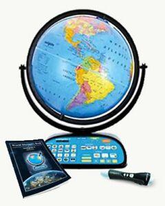Replogle Intelliglobe II 12-inch Tabletop Globe