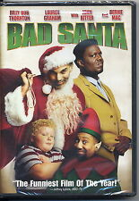 NEW BAD SANTA DVD FACTORY SEALED