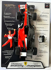 Ferrari 248 F1 Anatomy of a Champion 2006 #5 M. Schumacher 1:18 Hot Wheels L6234
