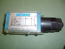 VICKERS HYDRAULIC  DGMX1 3 PP CW 21 B  VALVE CONTROL .............. NEW RE-BOXED