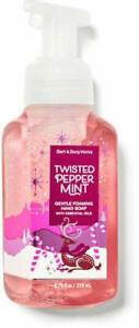 Bath and Body Works Gentle Foaming Hand Soap  8.75 fl oz - Twisted Peppermint