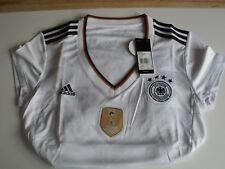 New Ladies Germany Replica Home Shirt, CC FIFA Champions, Size: L