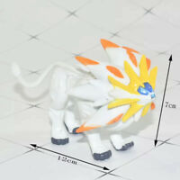 Anime Solgaleo Mega Action Figure Collection Kid Children Birthday Gift Doll Toy