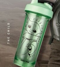 Blender Bottle x Mandalorian the child 28 oz. Shaker Mixer Cup with Loop Top New