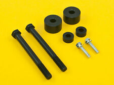 """Skid Plate & Differential Drop Kit For 2-4"""" Lift Toyota Tundra 1999-2006 4WD"""