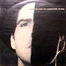 "LLOYD COLE & THE COMMOTIONS "" My Bag. Perfect Skin, Jesus Said"". 12"".  1987. UK."