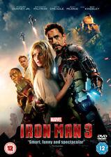 Iron Man 3 DVD (2013) Robert Downey Jr