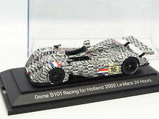 Ebbro 1/43 - Dome S101 Racing For Holland Le Mans 2002