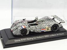 Ebbro 1/43 - Dome S101 Racing Für Holland Das Mans 2002