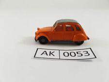 Véhicules miniatures en plastique pour Citroën avec offre groupée