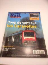 Rail Passion, Coup de vent sur les Caravelles avril 2007,numéro 114
