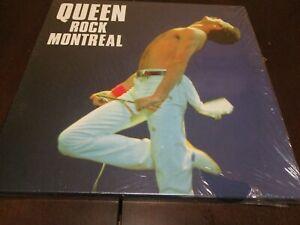 QUEEN - 3 LP - ROCK MONTREAL - PARLOPHONE 50999 50 0 1 1 - MINT - YEAR 2007