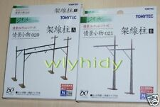 1:150 Scale  Diorama Collection Wire Stands Set A & B - Tomytec   #7ok