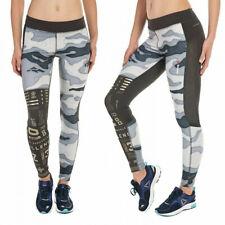 Womens Reebok Crossfit One Series Compression Tight Long Camo Print Leggings